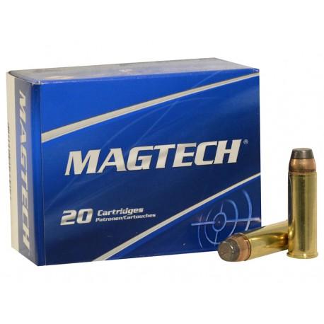 20 CARTOUCHES MAGTECH 454 CASULL 260GR SJSP-FLAT