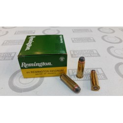 25 CARTOUCHES REMINGTON 44 REM MAG 240GR SP