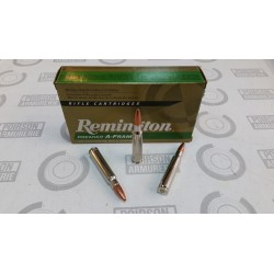 20 CARTOUCHES REMINGTON 338 WIN MAG 225GR SWIFT A-FRAME PSP