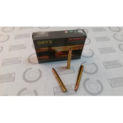 20 CARTOUCHES NORMA 9.3X74R 285GR ORYX