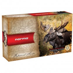 20 CARTOUCHES NORMA 8X57 JRS 196GR ALASKA