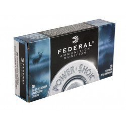 20 CARTOUCHES FEDERAL 7MM REM MAG 175GR SP