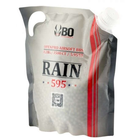 BILLES AIRSOFT BO RAIN 0.20G