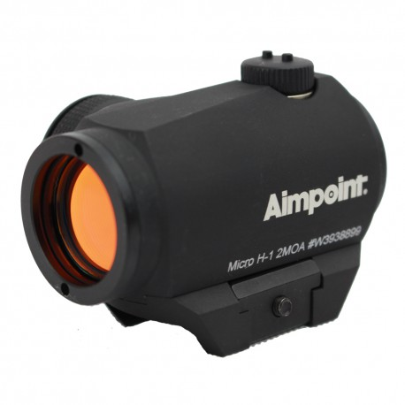 POINT ROUGE AIMPOINT MICRO H-1 2 MOA