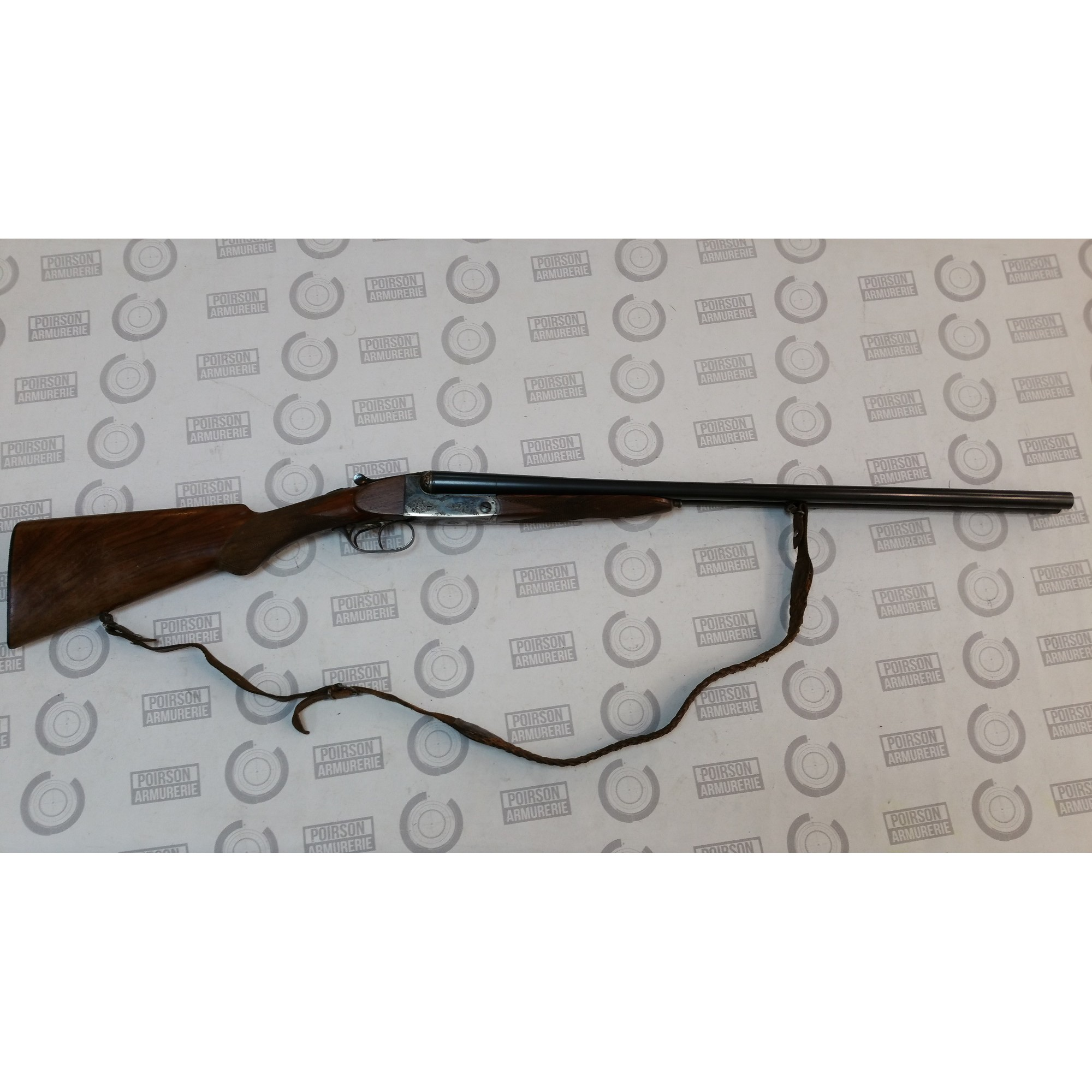 c365e053b72 Fusil MAS juxtaposé calibre 16 65 - Occasion