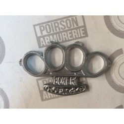 "POING AMERICAIN ""BOXER PATENT"""