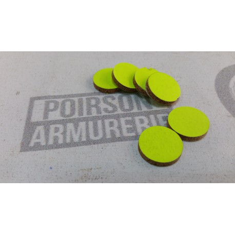 100 RONDELLES DE FERMETURE NEUTRE CALIBRE 12