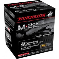 5000 cartouches winchester m22