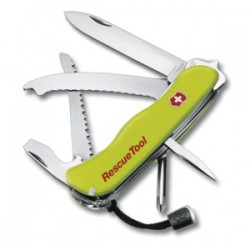 COUTEAU VICTORINOX RESCUE TOOL