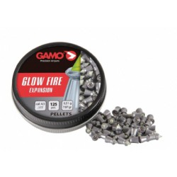 PLOMBS GAMO GLOW FIRE 4.5