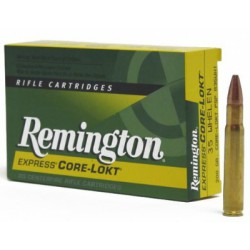 20 CARTOUCHES REMINGTON 35 WHELEN 200GR CLPSP