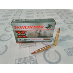 20 CARTOUCHES WINCHESTER 30-06 SPRG 180GR PP