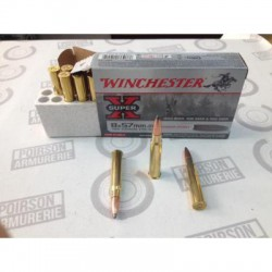 20 CARTOUCHES WINCHESTER 8X57 JRS 195GR PP