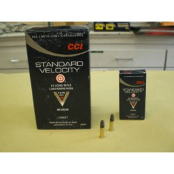 5000 CARTOUCHES CCI 22LR STANDARD