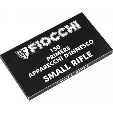 100 AMORCES FIOCCHI SMALL RIFLE STANDARD