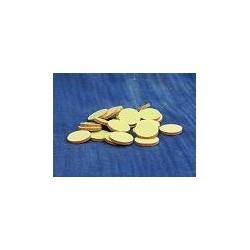 100 RONDELLES DE FERMETURE N°4 CALIBRE 16