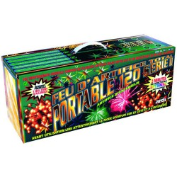 FEU D'ARTIFICE PORTABLE 120 SERIE II